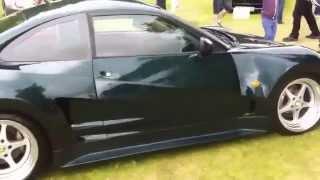 Lister Storm V12 road car @ Goodwood FoS 2014