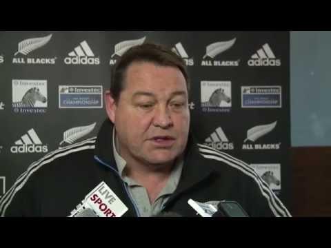 2014 Bledisloe Cup - All Blacks Press Conference, Conrad Smith Withdraws.