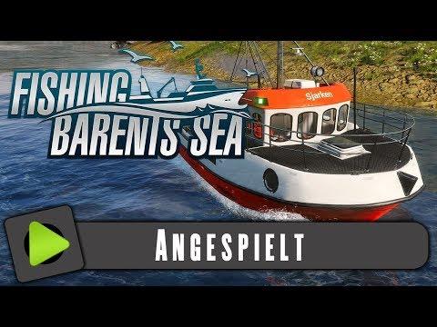 FISHING: BARENTS SEA 🐟 Angespielt