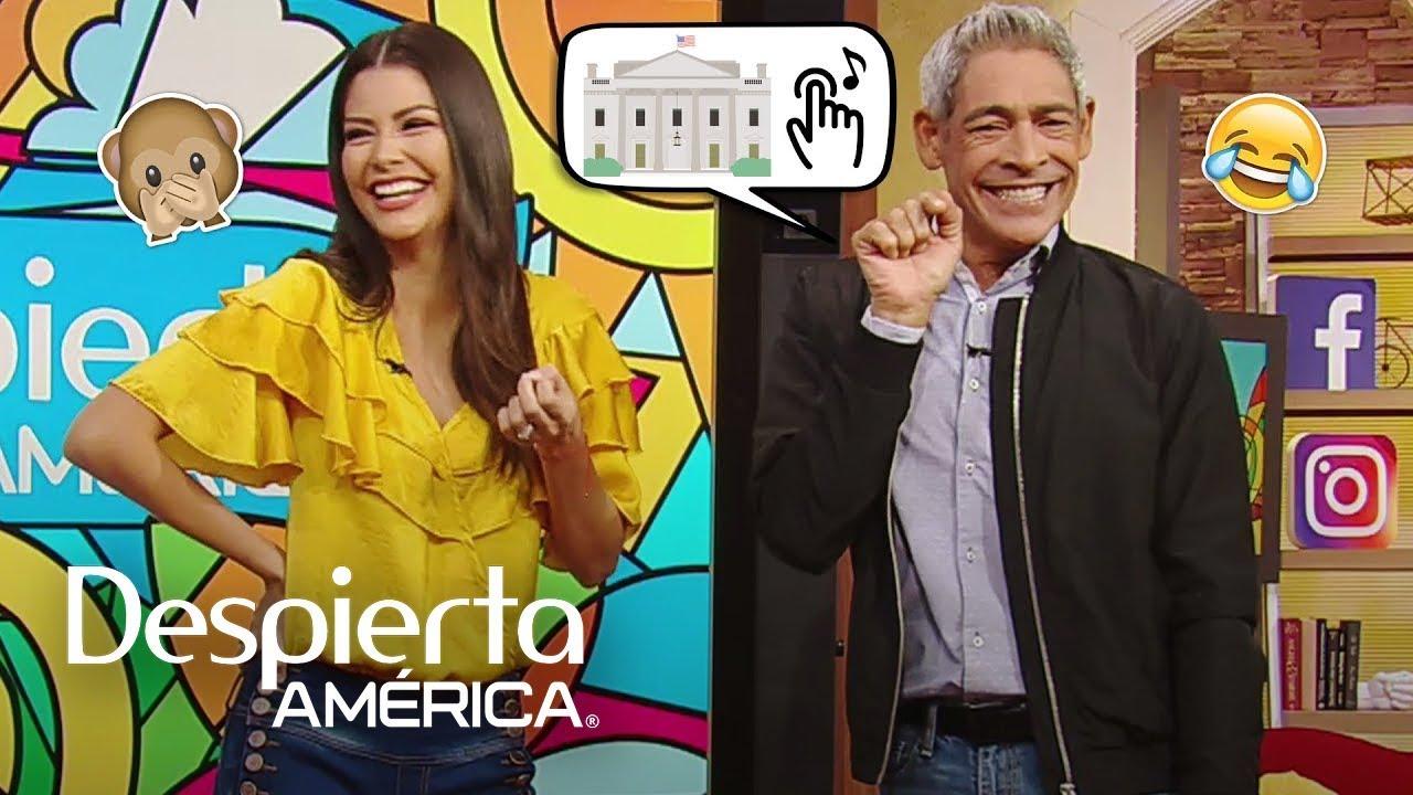 Johnny Lozada también cuenta chistes, ¡y son mejores que los de Ana Patricia!
