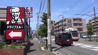 西武鉄道「ウォーキング&ハイキング」 東伏見駅 2018/07/14