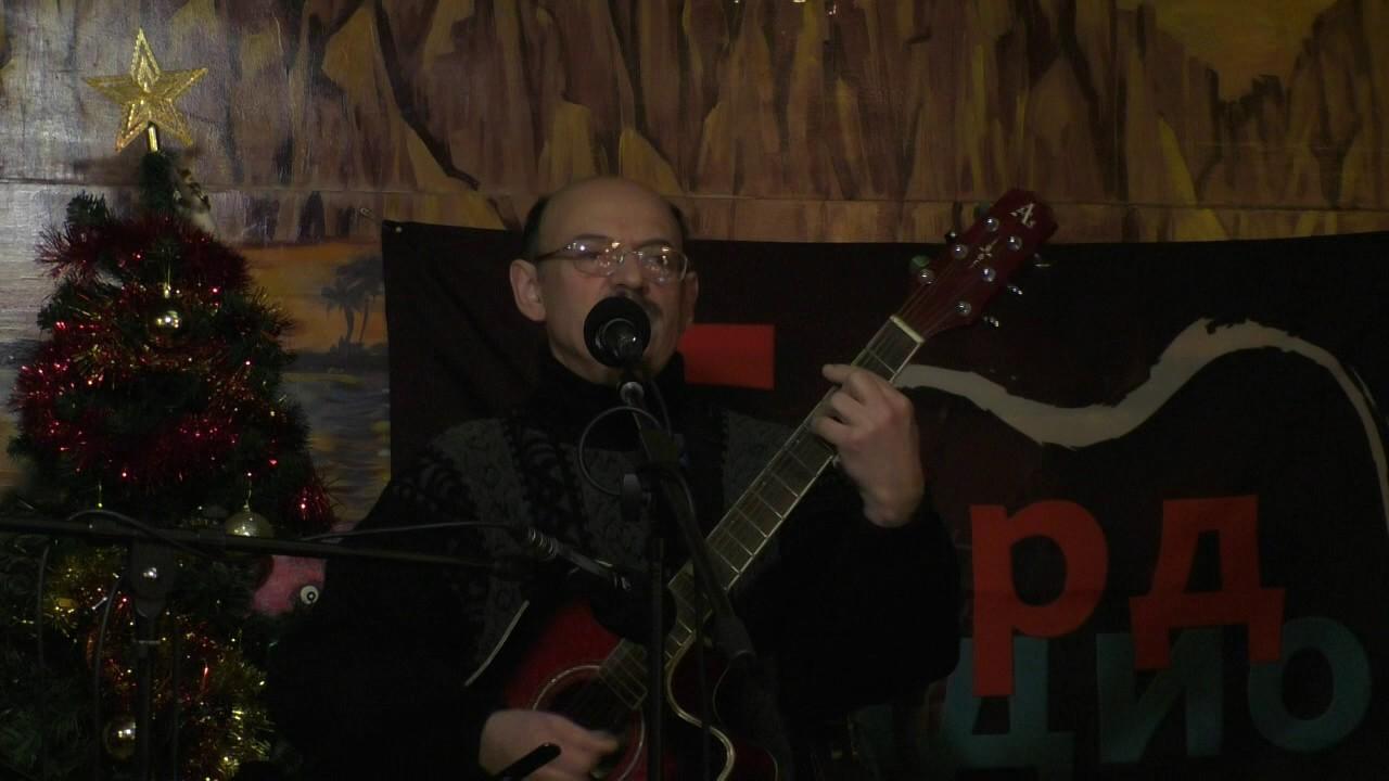 Новогодний концерт в Парусе 2017 Часть 2