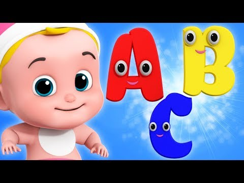 ABC Song | Junior Squad | Song For Kids | Kindergarten Nursery Rhymes For Toddlers by Kids Tv