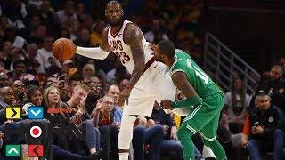 More Impressive: Cavs Or Celtics? | Around The Horn | ESPN