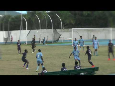BVIFA High School League, ESHS 3-3 Begrado Flax