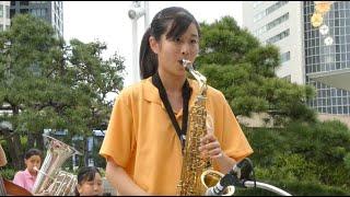 浜名高校 吹奏楽部「糸」