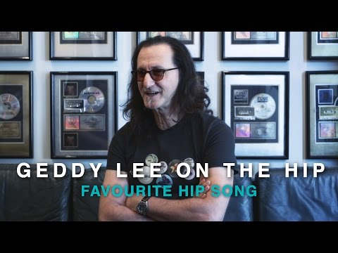 Geddy Lee on The Tragically Hip | Favourite Song