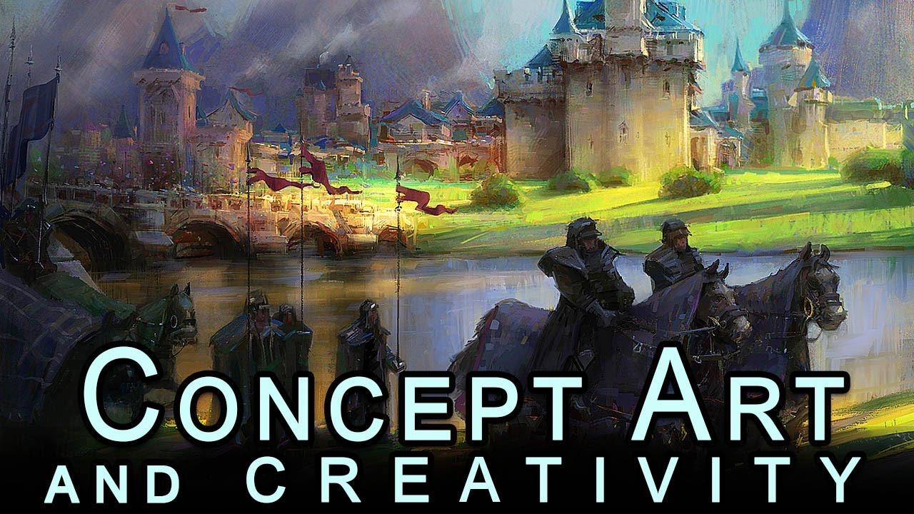Concept Art Illustration And Creative Psychology