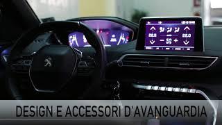 Nuova Peugeot 3008 GT lIne - Gardala da vicino... interni e test drive!