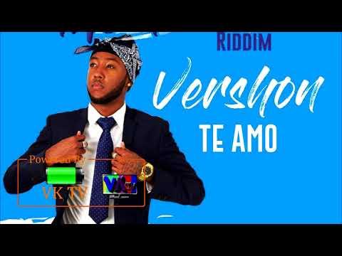 Vershon - Te Amo (October 2017)