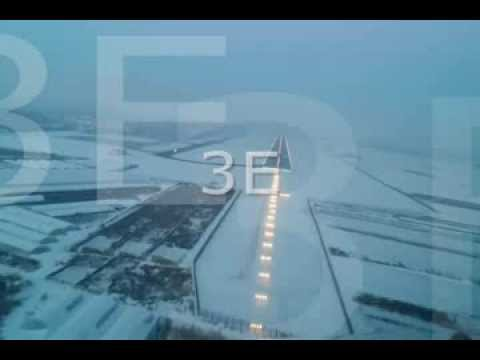 Landing @ Harbin, China / Piloto Juan Delgado / Music remix by Rhythm (3Elementz)