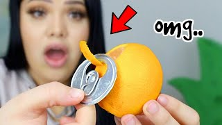 Testing DUMB LIFE HACKS to See if they Work..