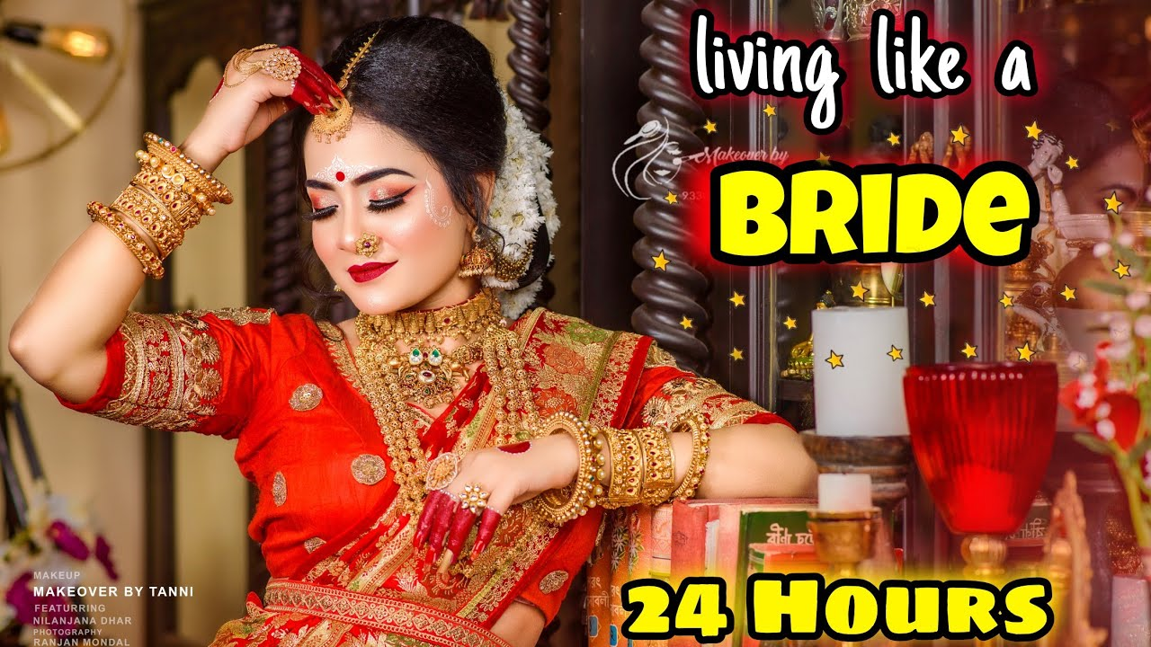 Living Like a *BRIDE* for 24 Hours Challenge!! *Gone Wrong* 😭