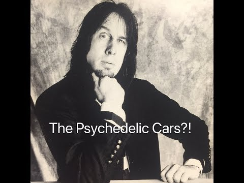 The Psychedelic Cars - An Elpee`s Worth Of Productions
