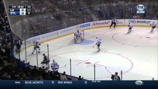 NHL 2014 12 16 Los Angeles Kings vs. St. Louis Blues