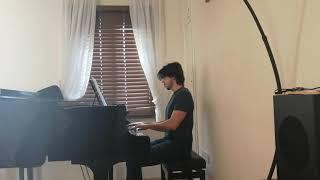 Book 2 - Prelude and Fugue in E flat major - Nicholas Stephanou (BMus 2)