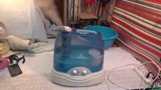 видео Увлажнитель воздуха Boneco 7135