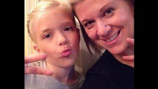 Blindfold Makeup Challenge Mother/Daughter