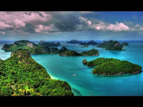 Mu Ko Ang Thong Best Angthong National Marine Park  อ่างทองอุทยานแห่งชาติ