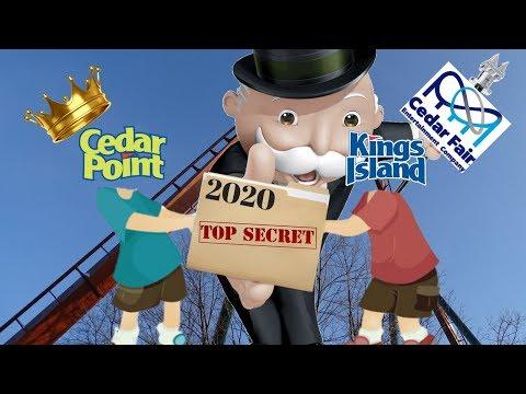 Repeat Cedar Point Vs  Kings Island 2020? by Amusement Insiders