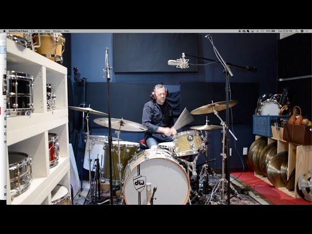 John Bonham's Led Zeppelin Drum Sounds | Using Only Warm Audio Gear
