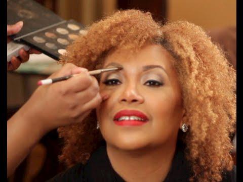 Makeup for Women Over 50 Full Tutorial
