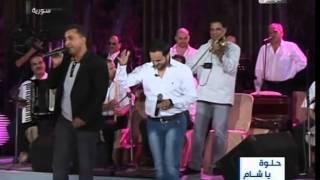دبكة عرب - بنت أمير العرب 2014