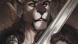 Anthro Warrior Speedpaint (1080p HD)