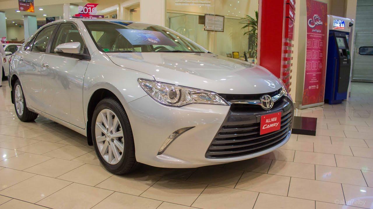 تويوتا #كامري 2016 | Toyota #Camry 2016 - YouTube