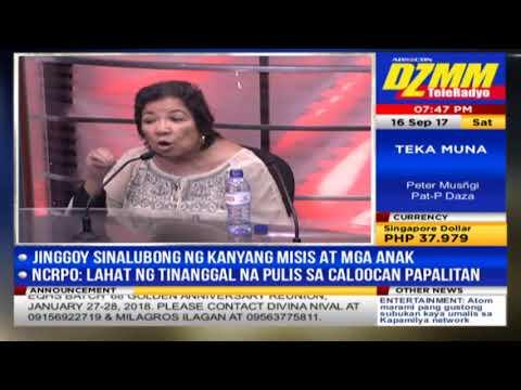 Ex-CHR chief Rosales urges Alvarez to review the Constitution