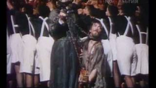 Наутилус Помпилиус — Боксер (фрагмент клипа)