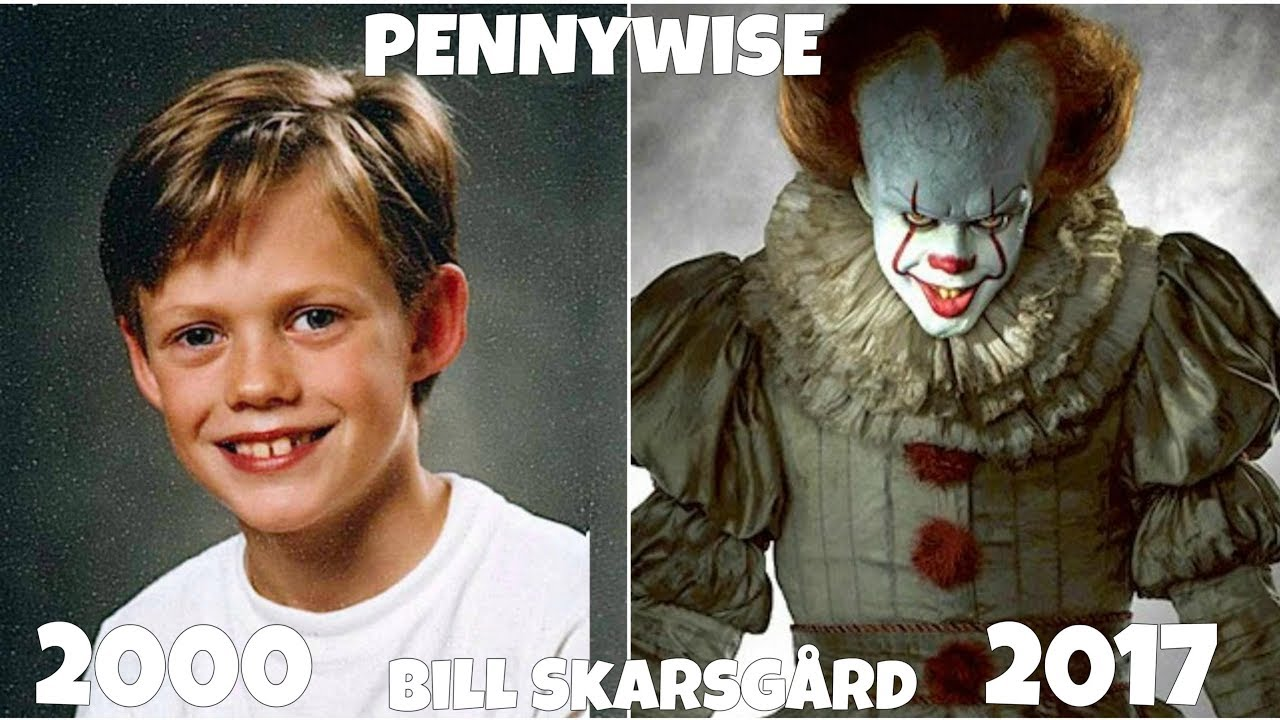 it actors before and after they were famous - Halloween Actors 2017