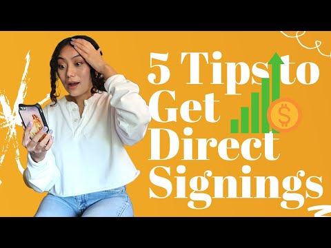 5 Tips to Get Direct Business with Escrow Officers | Notary Signing Agent