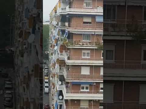Carrera en los balcones, el poder de la imaginación en cuarentena
