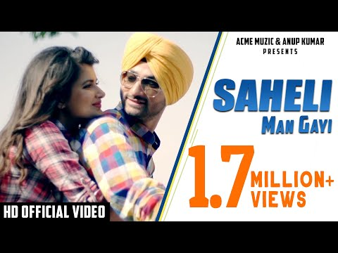 Saheli Man Gayi | Ragbir Gill | Full Music Video | HD