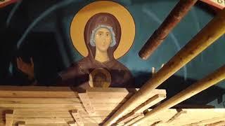 Александр Солдатов. Николо-Угрешский монастырь. Полночь.