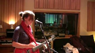 "Dawn Landes - ""Bodyguard"" - HearYa Live Session 2/9/10"