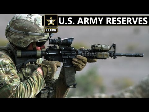 What Is The Army Reserves? | The Basics