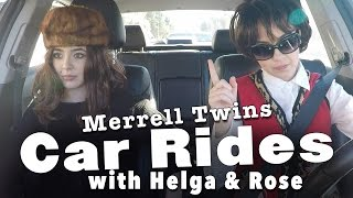 Car Rides - Merrell Twins as Helga & Rose