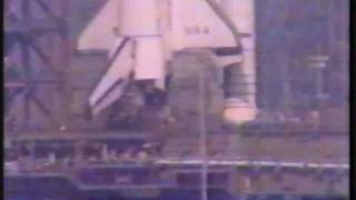 STS-2 launch & landing (11-12-81)
