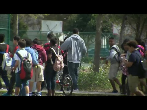 Teacher, 2 students injured in Pines Middle School stabbing