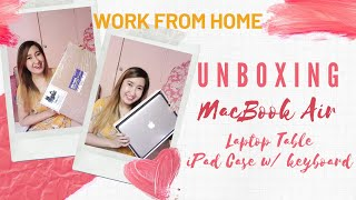 APPLE MACBOOK AIR (2017) UNBOXING | Kinilig ako!