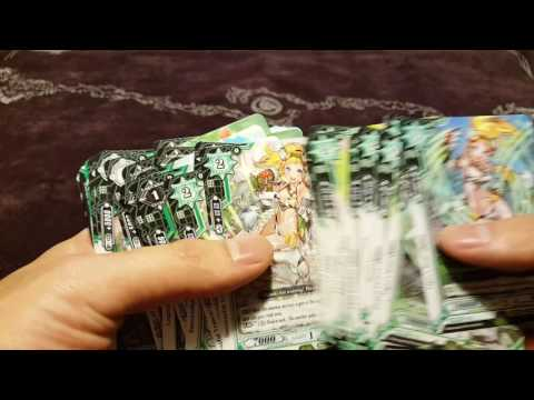 Luck and Logic TCG TD 1 and 2 Unboxing Brave Logic Rinne Logic
