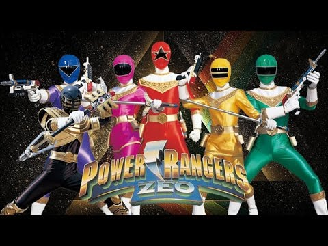 Power Ranger ZEO [KARAOKE] Opening Instrumental