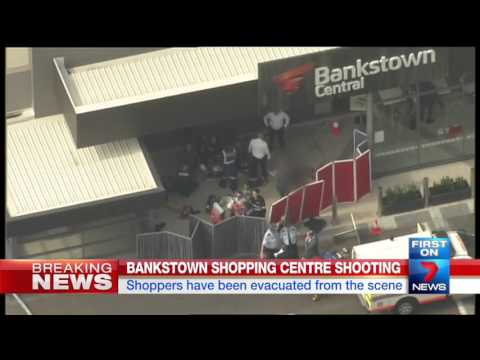 One Dead, Two Wounded in Gangland Shooting - Bankstown, Sydney (2016)