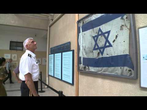 LTG Hertling, Commanding General Of The U.S. Army Europe, Visited Latroun, Israel