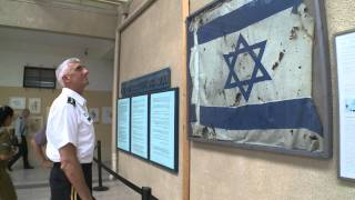 LTG Hertling, commanding general of the U.S. Army Europe, visited Latroun, Israel