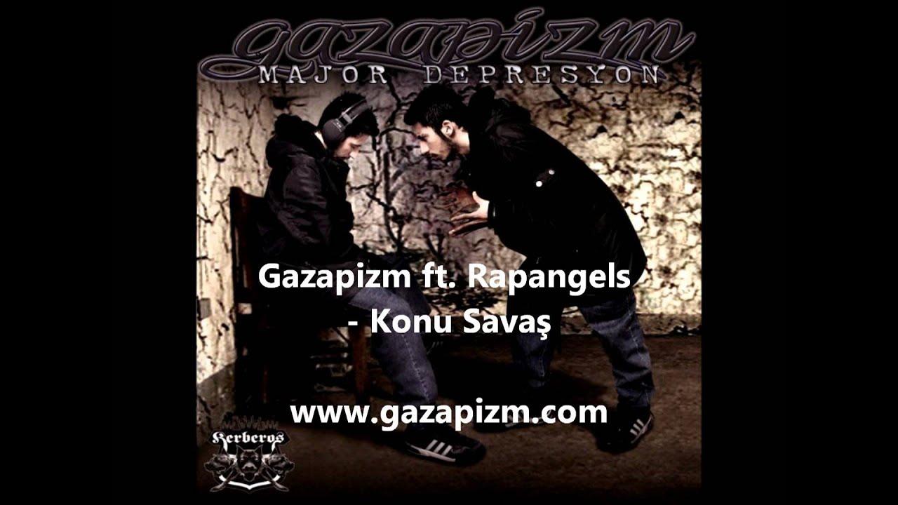 Gazapizm ft. Rapangels - Konu Savaş