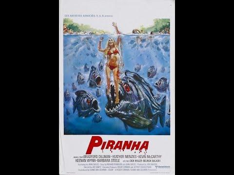 Пираньи  (1978) Ужасы.Фантастика