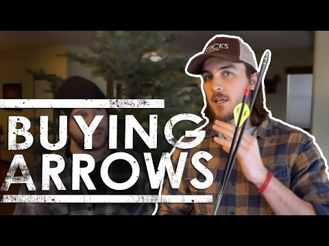 How To Choose Arrows For A Compound Bow | The Sticks Outfitter | EP. 34